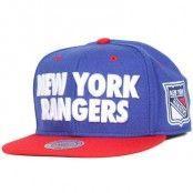 Mitchell & Ness - New York Rangers Score Snapback