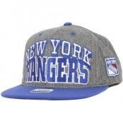 Reebok - New York Rangers Faceoff Snapback