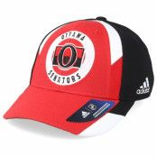 Keps Ottawa Senators Echo Red/Black Flexfit - Adidas - Röd Flexfit