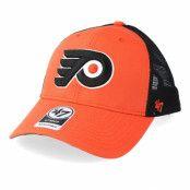 Keps Philadelphia Flyers Branson 47 Mvp Mesh Orange/Black Trucker - 47 Brand - Orange Trucker