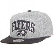Mitchell & Ness - Philadelphia Flyers Baseline Team Arch Snapback
