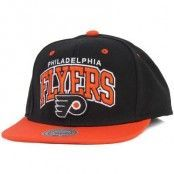 Mitchell & Ness - Philadelphia Flyers Double Arch Snapback