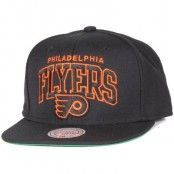Mitchell & Ness - Philadelphia Flyers Onpoint Arch Snapback