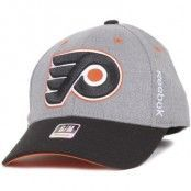 Reebok - Philadelphia Flyers Structured Flexfit Grey/Black (S/M)