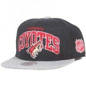 Mitchell & Ness - Phoenix Coyotes Forward Line Snapback