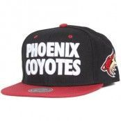 Mitchell & Ness - Phoenix Coyotes Score Snapback