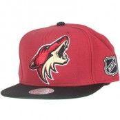 Mitchell & Ness - Phoenix Coyotes XL Logo 2 Tone Snapback