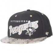 47 Brand - Pittsburgh Penguins King Cobra Snapback
