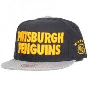 Mitchell & Ness - Pittsburgh Penguins Forces Snapback
