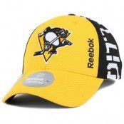 Keps Pittsburgh Penguins 2016 Draft Flexfit - Reebok - Gul Flexfit