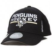 Reebok - Pittsburgh Penguins Locker Room 2 Flexfit (S/M)