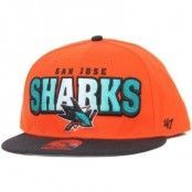 47 Brand - San Jose Sharks Bright Lights