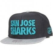 Mitchell & Ness - San Jose Sharks Forces Snapback