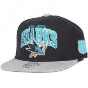Mitchell & Ness - San Jose Sharks Forward Line Snapback