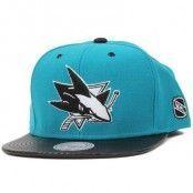 Mitchell & Ness - San Jose Sharks Speedway Snapback