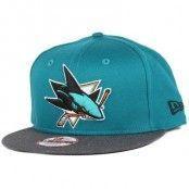 New Era - San Jose Sharks Team Snap 9Fifty Snapback (S/M)