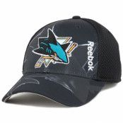 Keps San Jose Sharks 2nd Season 2016 Adjustable - Reebok - Svart Reglerbar