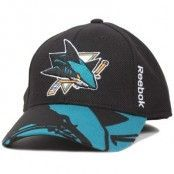 Reebok - San Jose Sharks Draft 2015 Flexfit (S/M)