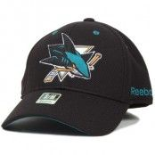 Reebok - San Jose Sharks Stretch Flexfit (S/M)