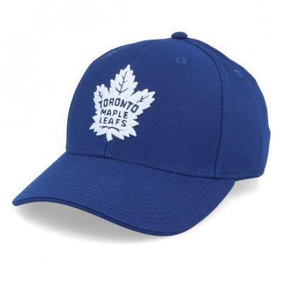 Keps Toronto Maple LeafsValue Core Structure Blue Adjustable - Fanatics - Blå Reglerbar