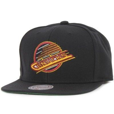 Mitchell & Ness - Vancouver Canucks Wool Solid