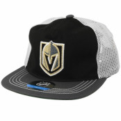 Keps Kids Vegas Golden Knights Black/Navy Trucker - Outerstuff - Svart Barnkeps