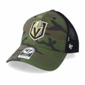 Keps Vegas Golden Knights 47 Mvp Mesh Camo/Black Trucker - 47 Brand - Camo Trucker