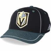 Keps Vegas Golden Knights Alpha Black/Dark Teal Flexfit - Adidas