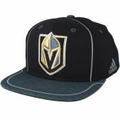 Keps Vegas Golden Knights Bravo Black/Dark Teal Snapback - Adidas - Svart Snapback