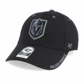 Keps Vegas Golden Knights Defrost 47 Mvp Wool Black Adjustable - 47 Brand - Svart Reglerbar