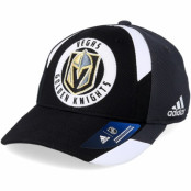 Keps Vegas Golden Knights Echo Black/Charcoal Flexfit - Adidas