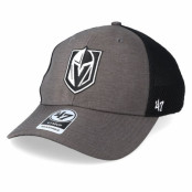 Keps Vegas Golden Knights Grim 47 Mvp Mesh Dark Grey/Black Adjustable - 47 Brand - Grå Reglerbar
