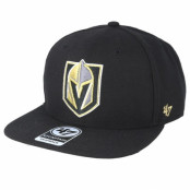 Keps Vegas Golden Knights No Shot 47 Captain Black/Gold Snapback - 47 Brand - Svart Snapback