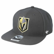 Keps Vegas Golden Knights No Shot 47 Captain Charcoal/Gold Snapback - 47 Brand - Grå Snapback