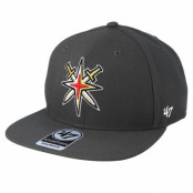 Keps Vegas Golden Knights No Shot 47 Captain Swords Charcoal/Gold Snapback - 47 Brand - Grå Snapback