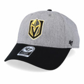 Keps Vegas Golden Knights Palomino Two Tone 47 Mvp Heather/Black Adjustable - 47 Brand - Grå Reglerbar