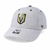 Keps Vegas Golden Knights Storm Cloud 47 MVP Wool Charcoal Adjustable - 47 Brand - Grå Reglerbar