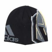 Mössa Vegas Golden Knights Jacqurad Black Beanie - Adidas - Svart Traditionella