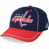 Keps Washington Capitals Alpha Navy/Red Flexfit - Adidas