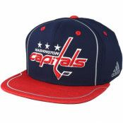 Keps Washington Capitals Bravo Navy/Red Snapback - Adidas - Blå Snapback