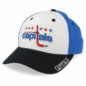 Keps Washington Capitals Cotton 3 Colour White/Blue/Black Adjustable - Adidas - Blå Reglerbar