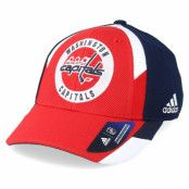 Keps Washington Capitals Echo Red/Navy Flexfit - Adidas - Röd Flexfit