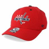Keps Washington Capitals Kickoff Wool 47 Contender Royal/Red/White Flexfit - 47 Brand - Röd Flexfit