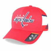 Keps Washington Capitals Draft Structured Red Flexfit - Adidas
