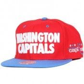 Mitchell & Ness - Washington Capitals Score Snapback