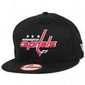 Keps Washington Capitals Black Base 9Fifty Snapback - New Era - Svart Snapback