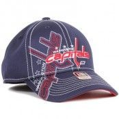 Reebok - Washington Capitals Draft Spin Flexfit Navy (S/M)
