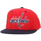 Reebok - Washington Capitals Faceoff 2 Red Snapback