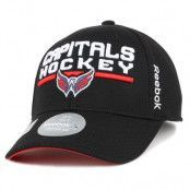 Reebok - Washington Capitals Locker Room 3 Flexfit (S/M)
