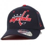 Zephyr - Washington Capitals Breakaway Navy Flexfit (S)